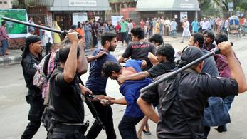 Több száz halott a bangladesi droghadjárat miatt