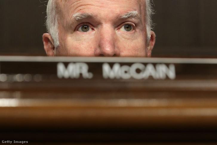 John McCain szenátor