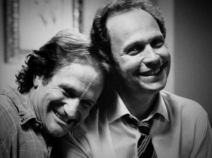 Robin Williams és Billy Crystal