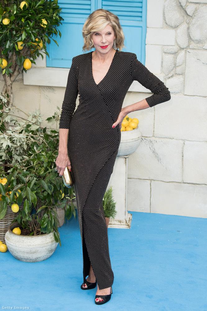 Baranski már a Mamma Mia! előtt is elismert színpadi színésznő volt, az elmúlt években azonban főleg sorozatokban szerepel, ami eléggé bejött neki
