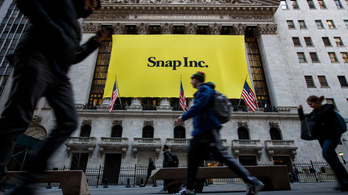 Együttműködik a médiával a Snapchat