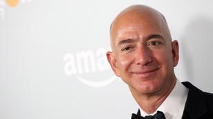 Jeff Bezos gazdagabb, mint Bill Gates volt bármikor