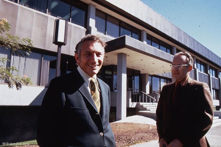 Robert Noyce és Gordon Moore