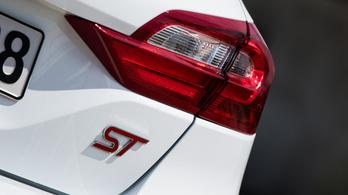 A Fiesta ST még mindig megural