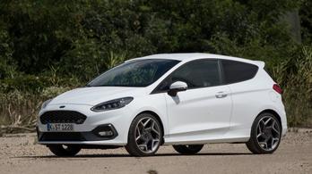 Teszt: Ford Fiesta ST – 2018.