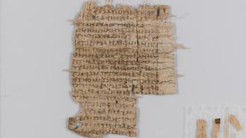 Megfejtették a bázeli papirusz rejtélyét