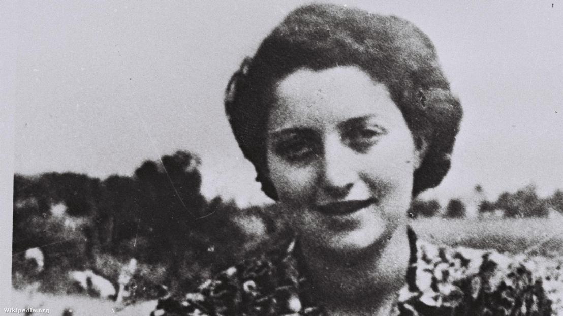 Hanna Senesh at kibbutz Sdot Yam
