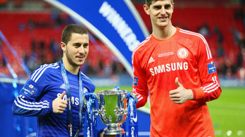 Két belga vb-bronzérmes úton a Realba