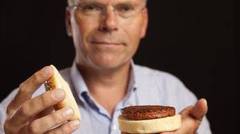 Három éven belül éttermekbe kerülhet a lombikhús