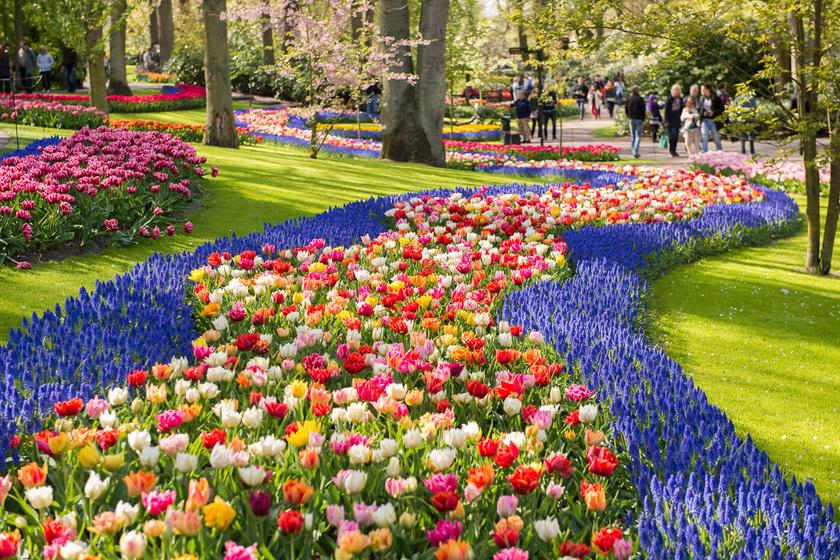 10 elvarázsolt kert Európa szívében: ilyen szépet még nem láttál