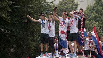 Gyerekeknek ajánlotta fel hárommilliárd forintos prémiumát a horvát válogatott
