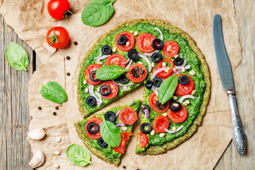 Isteni diétás pizzák, amiktől biztosan fogyni fogsz: laktatnak és egészségesek