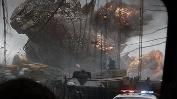 Kijött az első részlet az új Godzilla-filmből