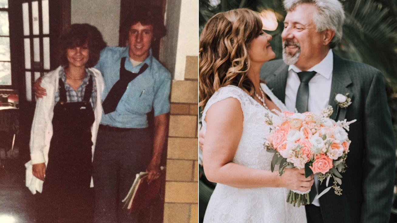 Megegyeztek, ha 50 évesen is szinglik maradnak, összeházasodnak - Romantikus fordulatot vett a sorsuk