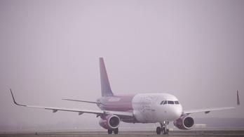 Pótalkatrészekért ugrott be Szkopjéba a Wizz Air egyik budapesti járata