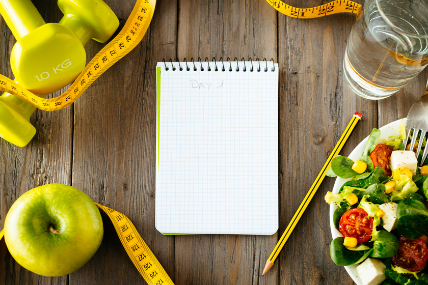 Fogyókúrás élelmiszerek az újévi étrendedbe: ezeket ne hagyd ki!