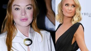 Paris Hilton szerint Lindsay Lohan beteges hazudozó