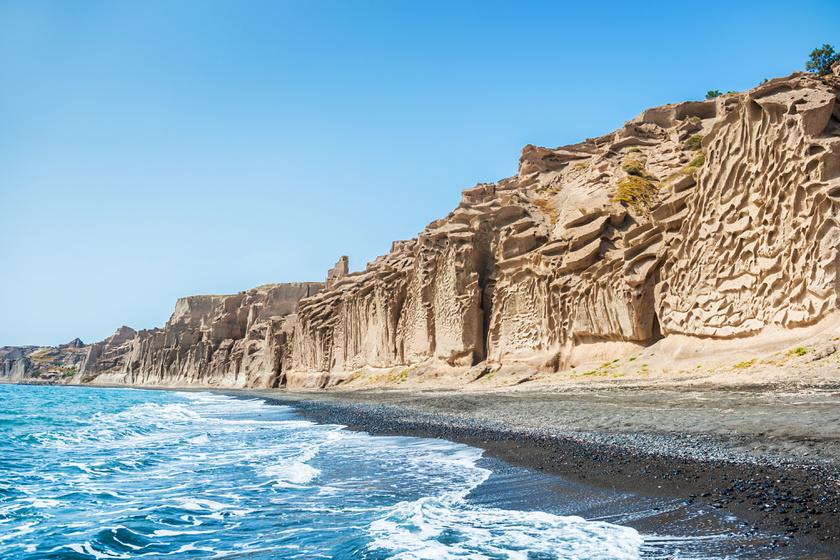 Szantorini álomszép strandjai és partszakaszai: olyanok, mint a képeslapokon