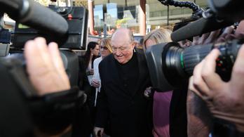 Lemondatná a pedofilvédő érseket az ausztrál kormányfő