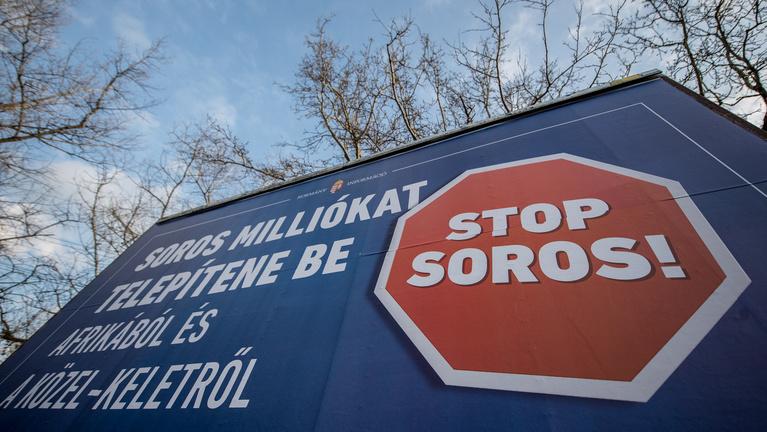 Kötelezettségszegési eljárás indult a Stop Soros miatt