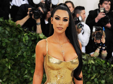 Kim Kardashiant csúnyán beperelték