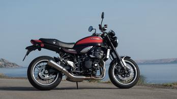 Teszt: Kawasaki Z900 RS – 2018.