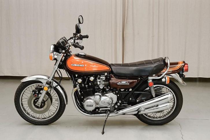 Az ős-Z1, korának legerősebb motorja