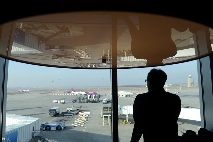 A török Celebi Ground Handling prémium utasvárója a 2B terminálon