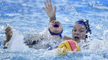 A női pólóválogatott legyőzte az oroszokat és bejutott az Eb negyeddöntőjébe