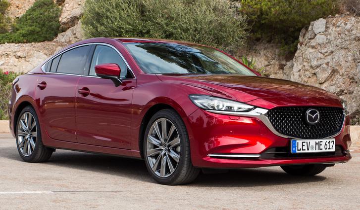 Ilyet is csak a Mazda csinál - Bemutató: Mazda 6 - 2018.