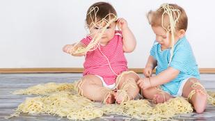 A tiszta étrend árthat is a gyereknek