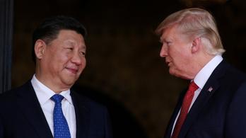 Ha lehet hinni a pénznek, Amerika nyerésben van Kína ellen