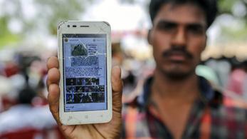 Megcsonkítja magát a WhatsApp az ázsiai erőszakhullám miatt