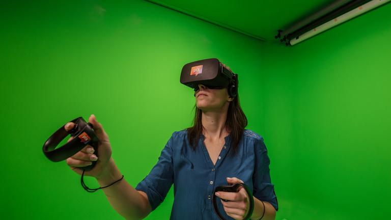 Felnőttek játéka a VR