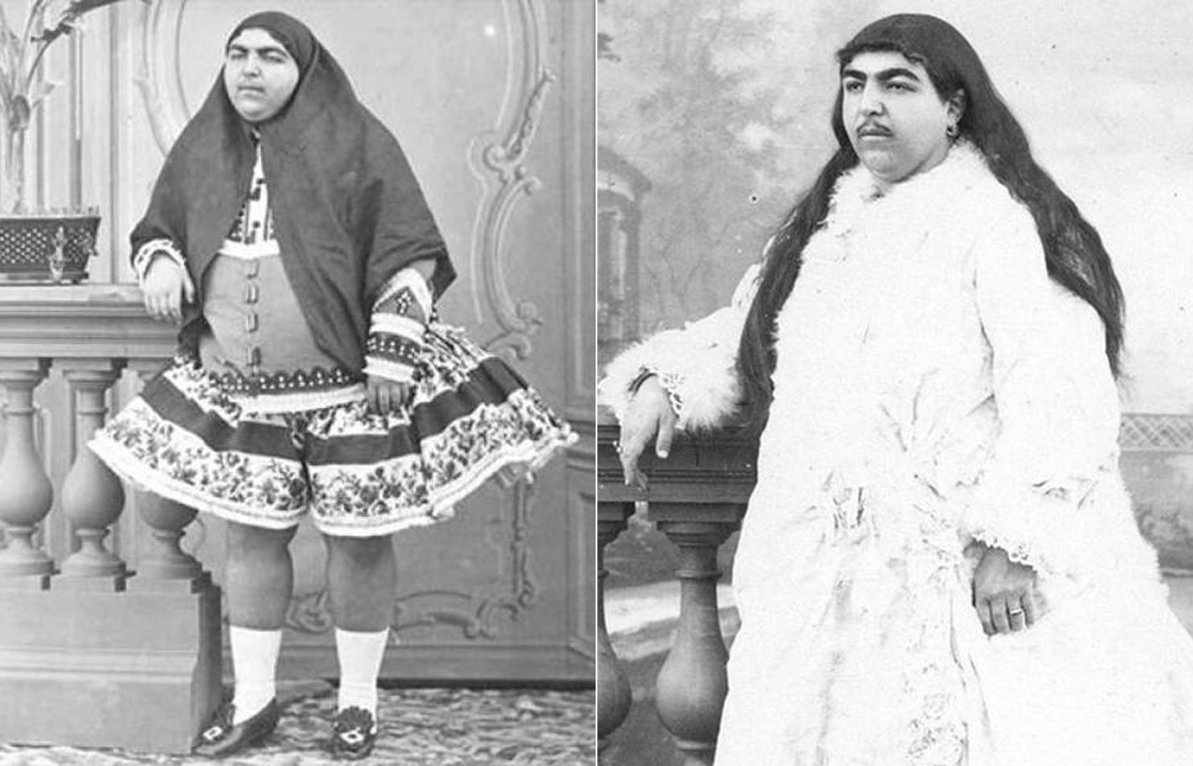princess qajar