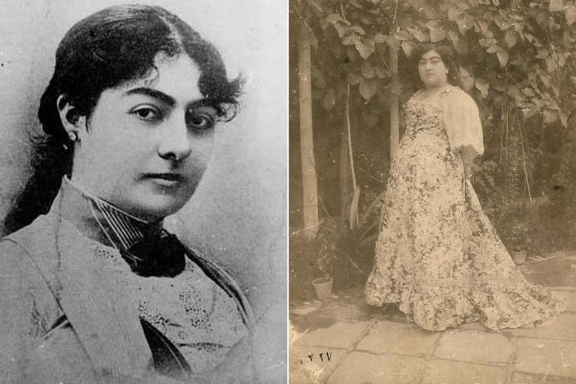 Zahra Khanom Tadj es-Saltaneh.