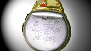 A pacemaker, amit nukleáris üzemanyag hajt