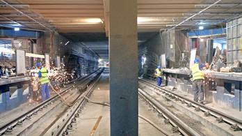 Még nem biztos a 3-as metró többlettámogatása
