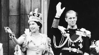 II. Erzsébet örök kísérője képekben
