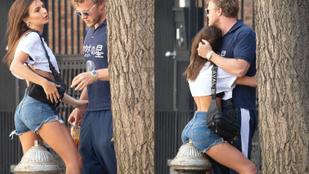 A férjén kívül egy tűzcsapnak is örömet szerzett Emily Ratajkowski