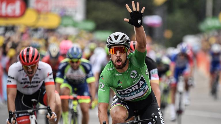 Szlovákia elfoglalta a Tourt, Sagan futóversenyre késztette a drukkereket