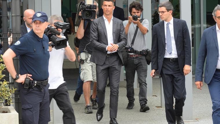 Ronaldo elfogadta az adócsalás miatti súlyos büntetését