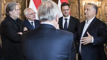 Trump bukott tanácsadója Európában hoz létre Soros-ellenes alapítványt