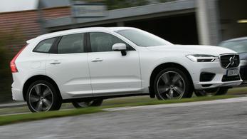 Kína helyett Európában gyártja az XC60-at a Volvo