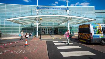 Hároméves gyermek sérült meg a brit savas támadásban