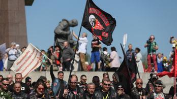 Putyin kedvenc motorosbandájától elveszik a tankokat Szlovákiában