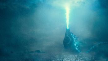 Godzilla összecsap egy háromfejű óriásszörnnyel és egy tűzokádó sárkánnyal