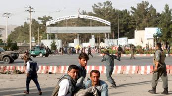 Kabuli robbantás: 23 halott, 107 sebesült