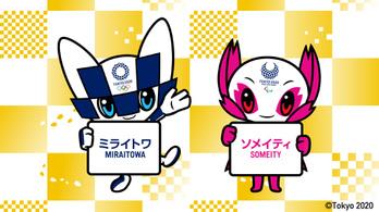 Hivatalosan is bemutatták a tokiói olimpia kabaláit