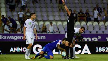 Kikapott az MTK-tól a Sevilla ellen készülő Újpest